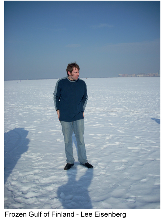 Frozen Gulf of Finland - Lee Eisenberg
