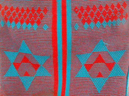 Traditional Triqui Weaving