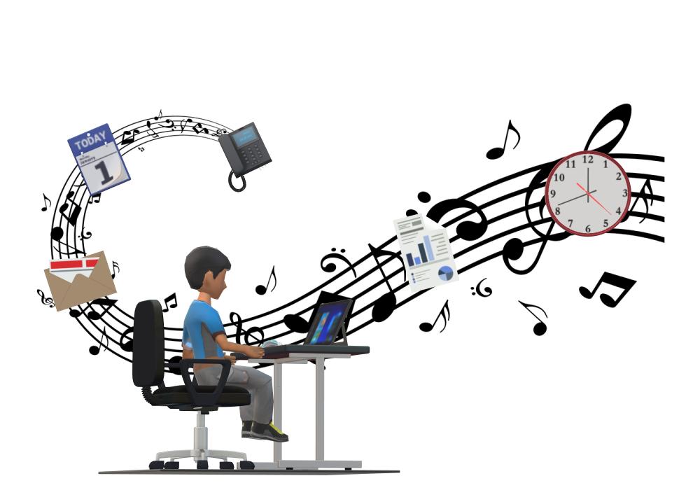 Rhythm of work
