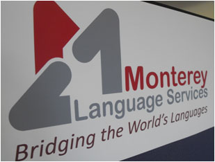 Logo of Monterey Language Services